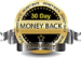 MotoChello 30-day Money back guarantee graphic