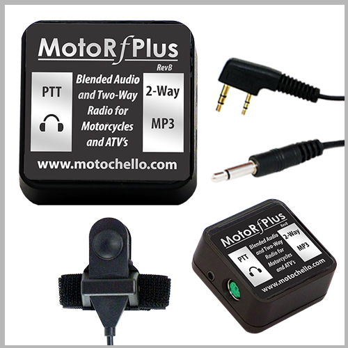 photo of the MotoRfPlus