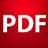 pdf icon to represent file type